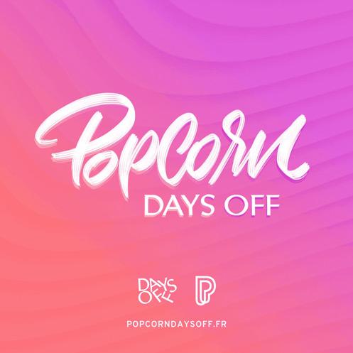Popcorn Days Off