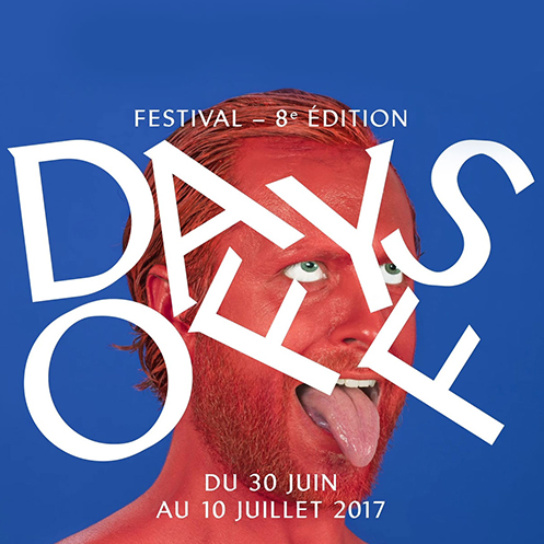 Teaser Days Off 2017